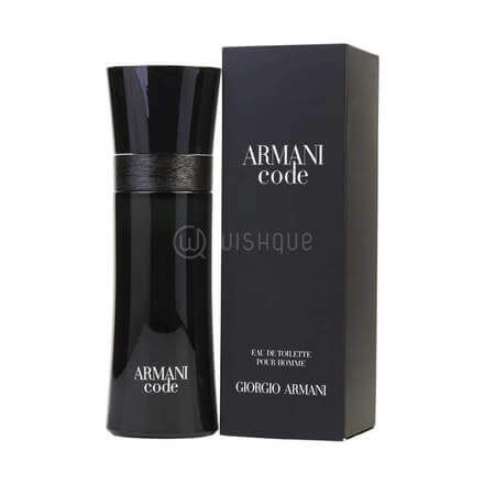 Armani Code for Men by Giorgio Armani 50ml