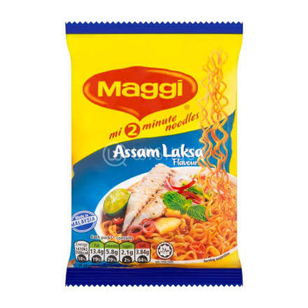 Maggi Noodles Curry 79g