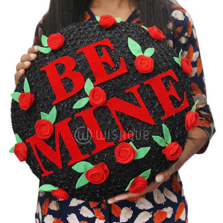 Be Mine Pillow