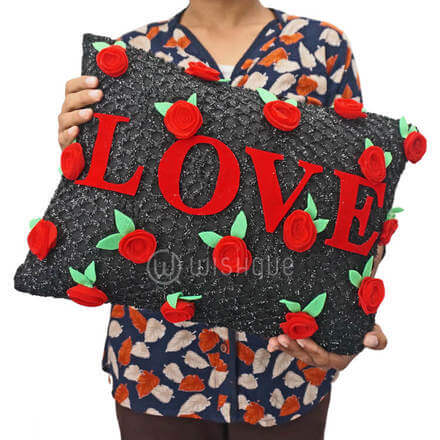 Love Forever Pillow