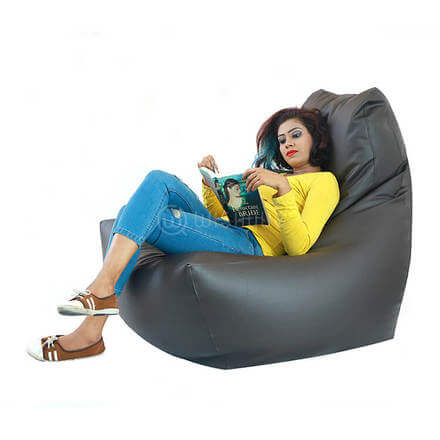 Lounger Large Leather