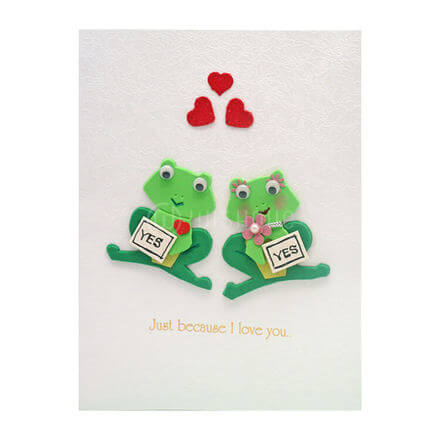 Froggy Love