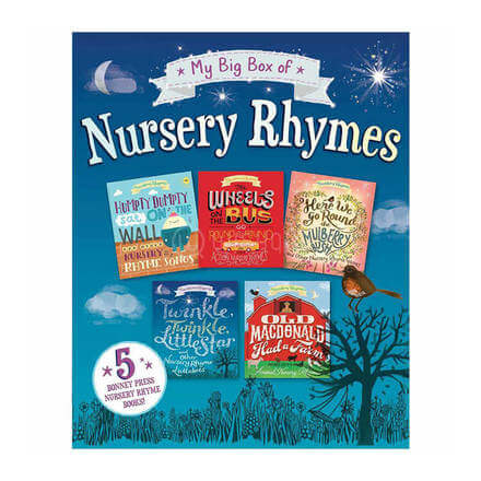 My Big box of Nursery Rhymes