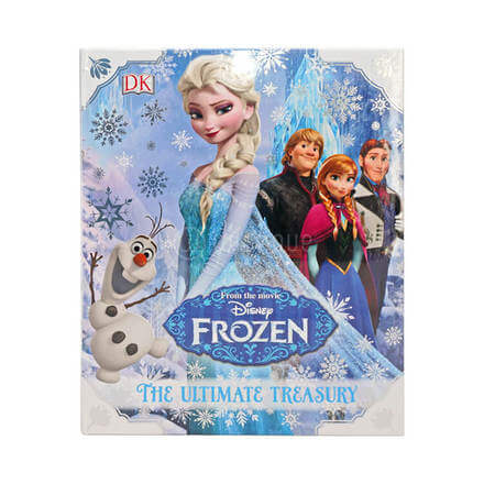 The Ultimate Treasury - Disney Frozen