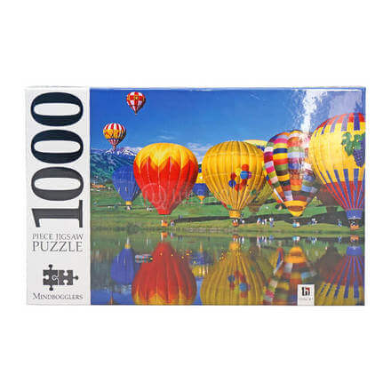 1000 Piece Jigsaw Puzzle - Mind Bogglers