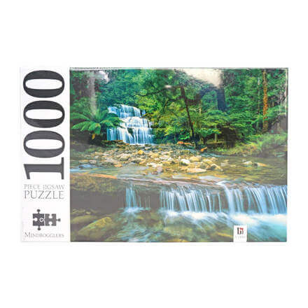 1000 Piece Jigsaw Puzzle - Mind Bogglers 2