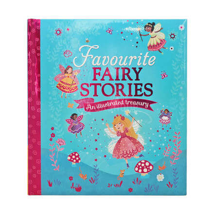 Favourite Fairy Stories - An Illustrated Treasury