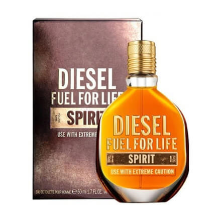 Diesel Fuel For Life Spirit 50ml