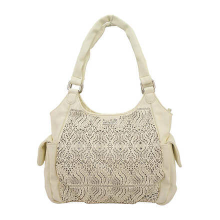 Kate Hill Anabella Cut Out TOTE W17