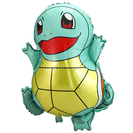 Squirtle Foil Balloon