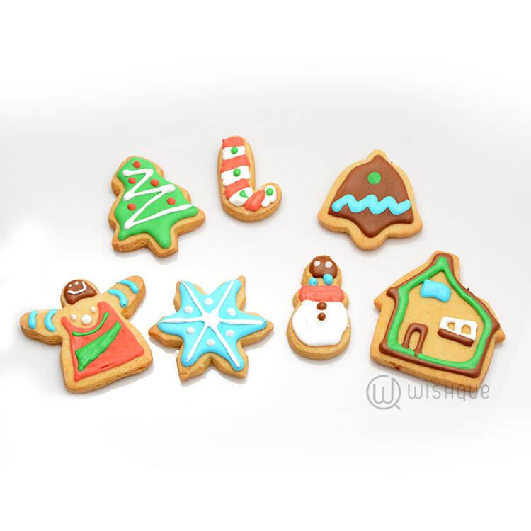 Ninny Muggins S Seven Cookies