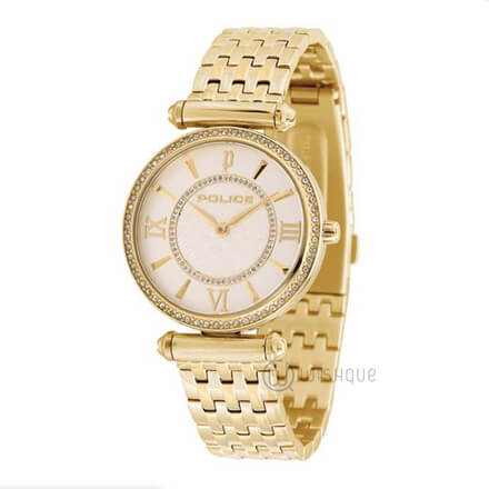 POLICE PL-14631BSG/01M Ladies' Watch