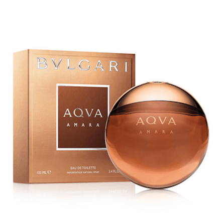 Bvlgari Aqva Amara For Men Eau de Toilette 100ml