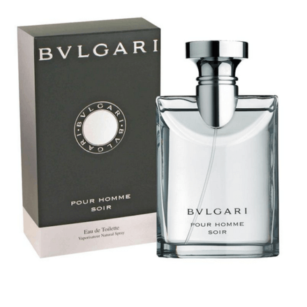Bvlgari Soir Men's Eau de Toilette 50ml