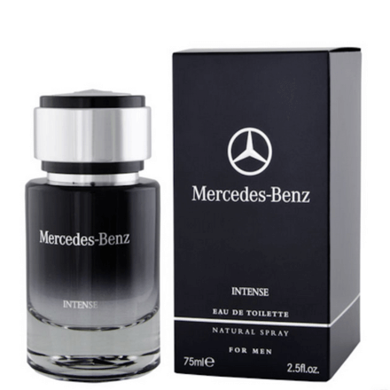 Mercedes Benz for Men Intense Eau De Toilette 75ml