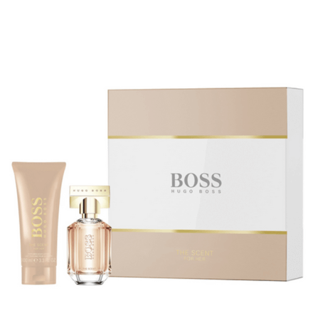 Hugo Boss The Scent For Her Eau de Parfum 2 Piece Gift Set