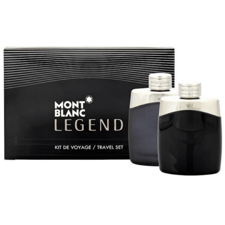 Mont Blanc Legend Eau de Toilette 2 Piece Gift Set 100ml