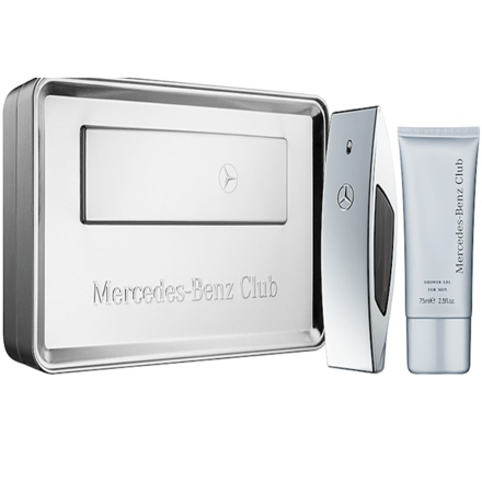 Mercedes Benz Club 2 Piece Gift Set 100ml