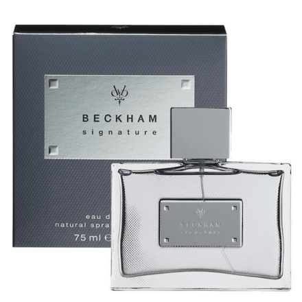 David Beckham Signature Men Eau de Toilette 75ml