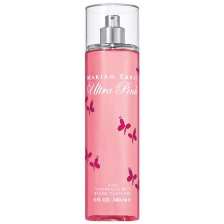 Mariah Carey Ultra Pink Fine Fragrance Body Mist 236ml