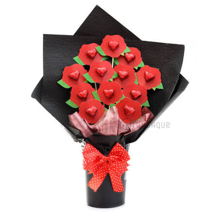 Lindt Rose Bouquet