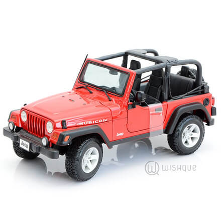 "Jeep Wrangler Rubicon ""Official Licensed Product"""