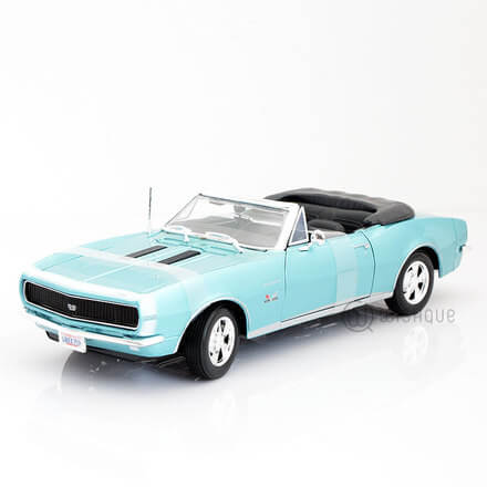"1967 CHEVROLET CAMARO RS/SS 396 ""Official Licensed Product"""