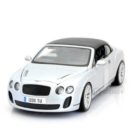 "Bentley Continental Supersports Convertible ""Official Licensed Product"""