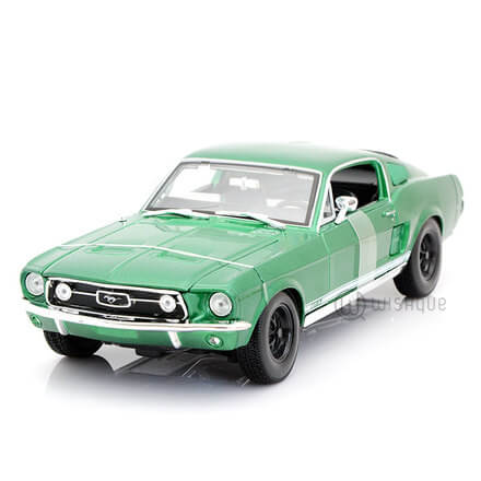 "1967 Ford Mustang GTA Fastback ""Official Licensed Product"""