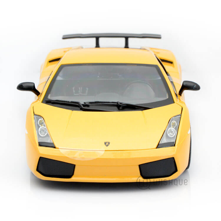 "Lamborghini Gallardo Superleggera: LAMBORGHINI GALLARDO SUPERLEGGERA ""Official Licensed"