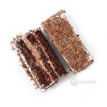 Black Forest Cake Slices