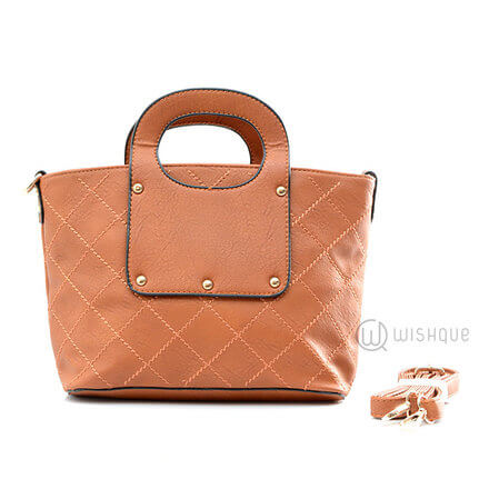 Brown Special Handbag