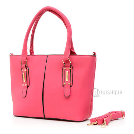 Lovely Pink Handbag