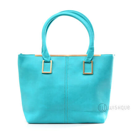 Sky Blue Amazing Handbag