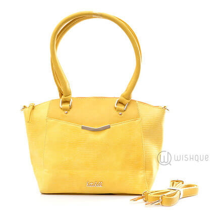 Yellow Pleasure Handbag
