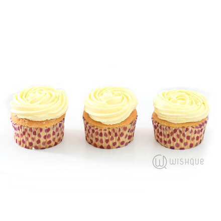 Vanilla Cupcake Pack Of 6