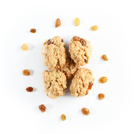 WishQue Oatmeal Cookies