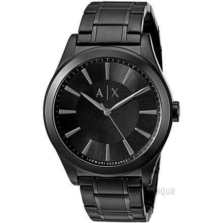 Armani Exchange Smart Black Dial Men's Watch AX2322