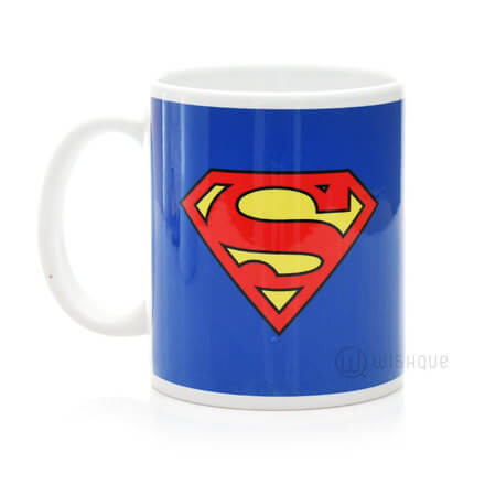 Super Man Printed Mug