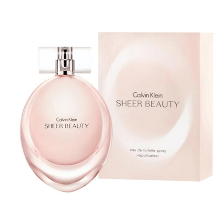 Calvin Klein Sheer Beauty Women Eau de Toilette 100ml