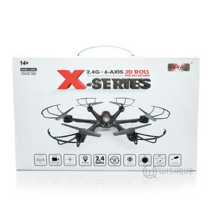 MJX X-SERIES X600 2.4GHz 6-AXIS 3D ROLL Remote Control Hexacopter Drone