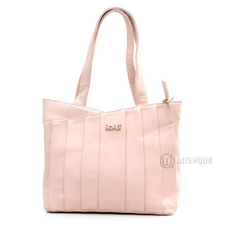 Kate Hill Blush Frill Revolution Handbag