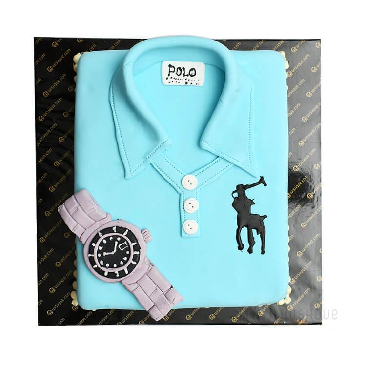 13437798d40 Polo Ralph Lauren Shirt Cake - Wishque | Sri Lanka's Premium Online ...