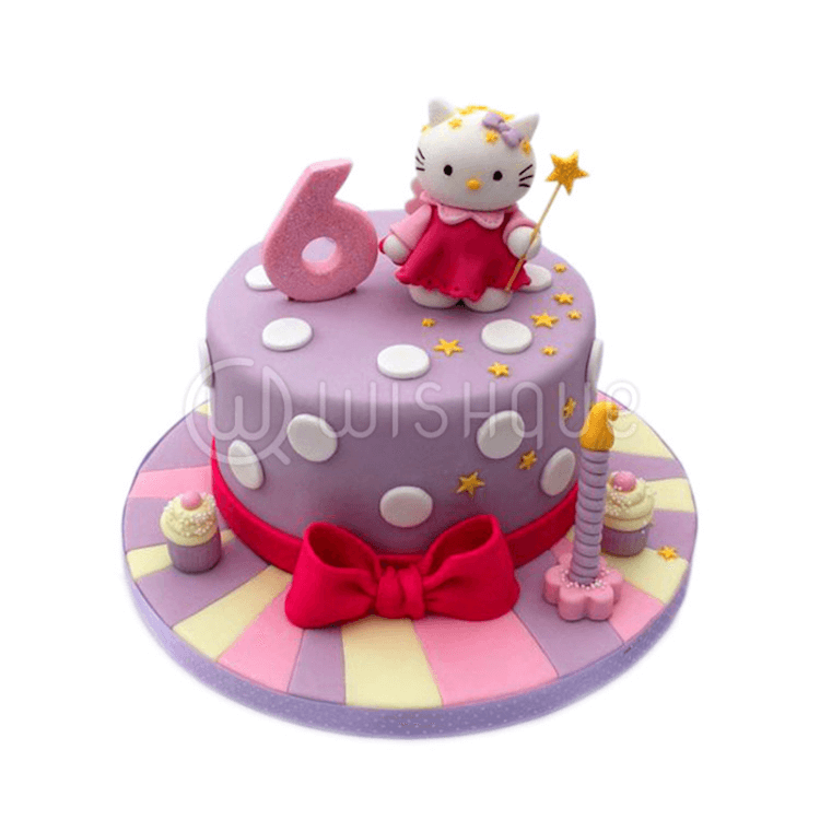 8aba38132 Hello Kitty Cake 2kg - Wishque | Sri Lanka's Premium Online Shop ...
