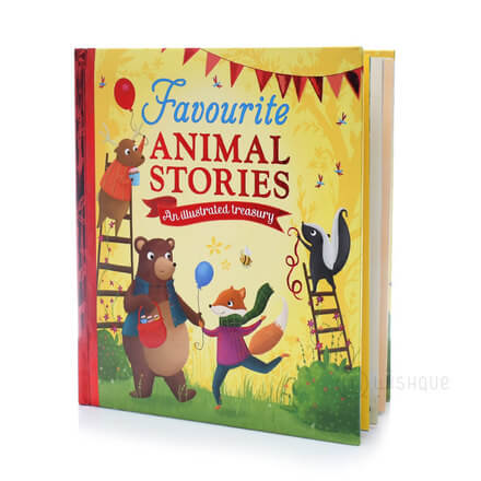 Favourite Animal Stories - An Illustrated Treasury (Animal Stories)