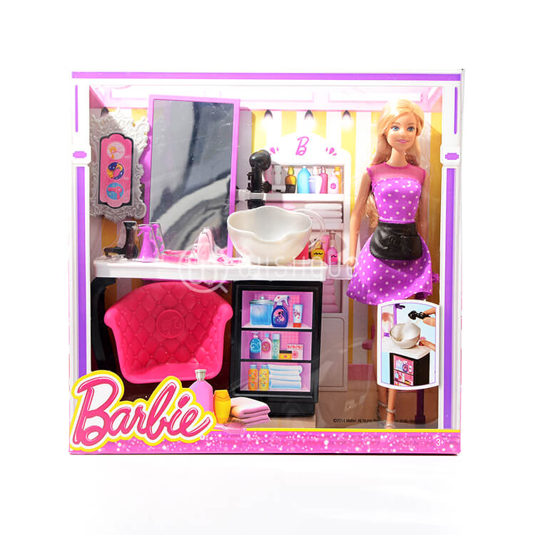 Barbie Bedroom In A Box: Barbie Dressing Room Toy Box - Wishque