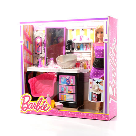 Barbie Dressing Room Toy Box