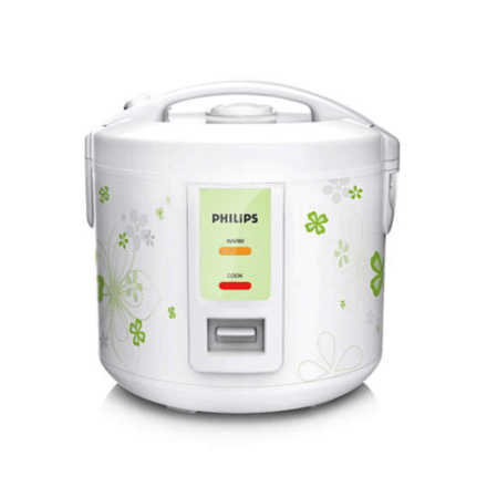 Philips 1.8 Litre Big Pot Effect Non-Stick Rice Cooker