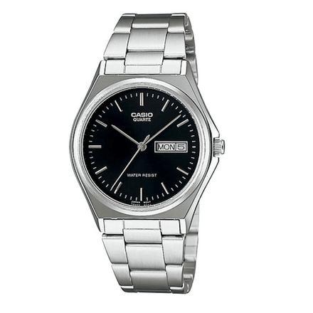 Casio MTP-1240D-1AVDF Stainless Steel Men's Watch