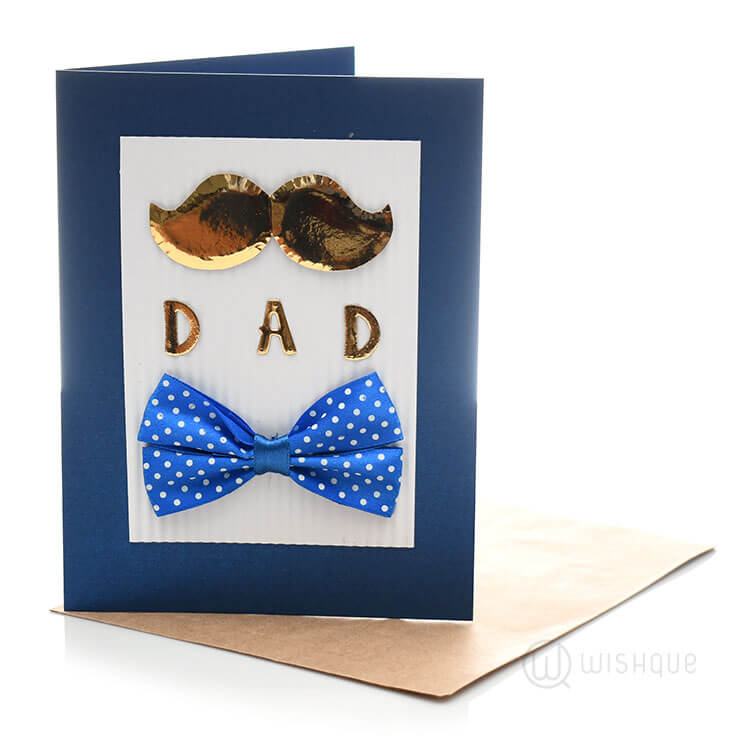 214 Mouseover To Zoom Dad Birthday Card